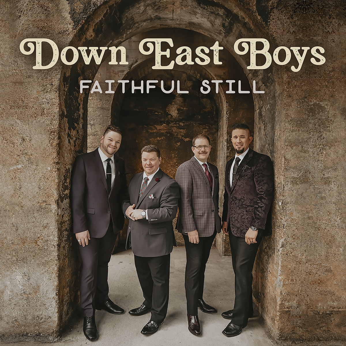 Down East Boys' cover for Faithful Still